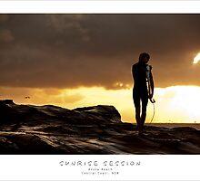 Sunrise Session - Avoca Beach by Matt  Lauder
