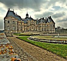 Château de Vaux le Vicomte  by Luca Renoldi