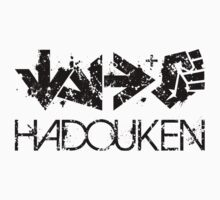 Hadouken Command Black by Reshad Hurree