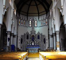 St. Mary RC Church Fleetwood by David Brooks