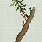 Twig Study by Orla Cahill