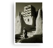 Djenné, Mali #11 Canvas Print