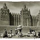 Djenné, Mali #25 by Mauricio Abreu