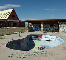 Do Unto Others: Two Guns, Arizona by Mitchell Tillison