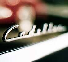 Classic Cadillac by Christopher Morrow