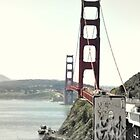 Golden Gate Bridge by Jessicalynnw