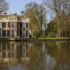A Stately Home on River the Vecht by AnnieSnel