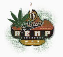 hemp surfboard wax by redboy