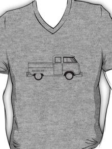 VW Dual Cab Shirt - black print T-Shirt