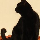 """Silhouette of a Cat"" - Scaramouche, Scaramouche, will you do the Fandango by taiche"