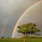 Wandon End Rainbow 2 by Geoff Spivey
