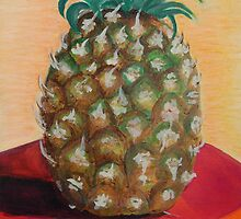 Pineapple by Gitta Brewster