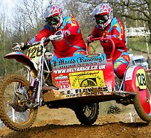 sidecar Cross by Mark Greenwood