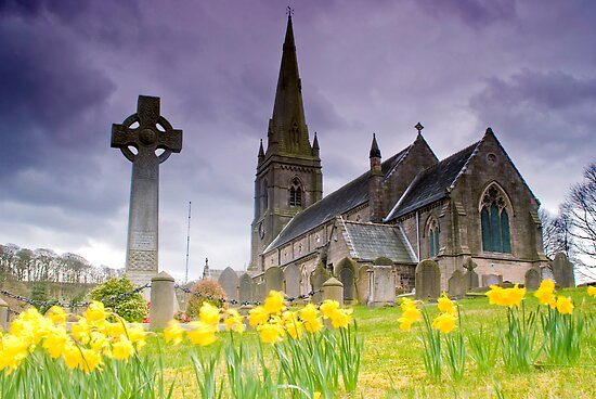 Belmont Church by Stephen Knowles