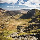 Snowdonia IV by Andrew Briggs