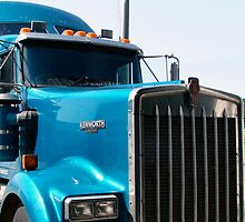 2000 Kenworth W-900 Semi Truck by TeeMack
