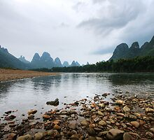 The Li-River by Christopher Meder