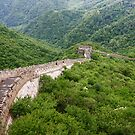 Great Wall of China by Christopher Meder