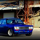 Datsun by Justin Emery