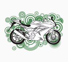 Ninja 250 by Lauryn Guyer