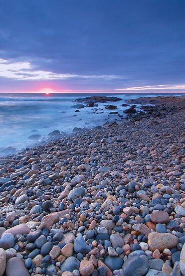 Black Point Sunrise by Andrew Stockwell