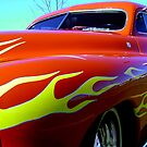 Flaming Mercury by DesignsByDeb