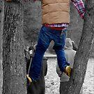 spontaneous youth by Roslyn Lunetta