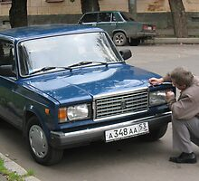 Lada Love by ardwork