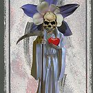 The Reaper with Flowers by John Stars