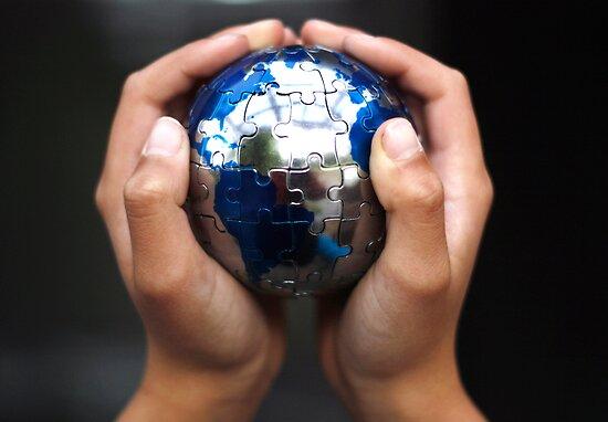Global Awareness by Christopher Meder