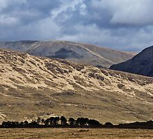 Connemara scenic nature mountain landscape ireland by upthebanner