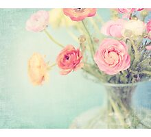 Spring Pastels Photographic Print