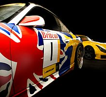 Britcar No1 by Paul Woloschuk