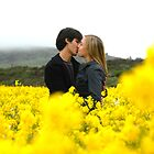 Douglas & Holly in field by RachPortfolio