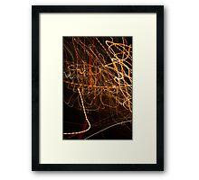 Crazy City 37 Framed Print