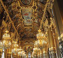 Opera Garnier Paris by Tony Dempsey