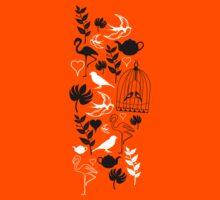 songbird tee  by teegs