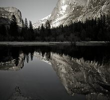 Mirror Lake, Yosemite by Rebecca Finch