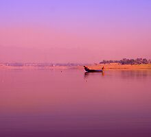 Fisherman's Dawn #2 by Prasad