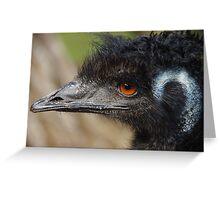 Oldman Emu Greeting Card