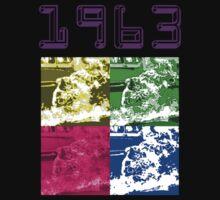 1963 (Colour) by Luke Stevens
