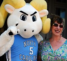 MY TARHEELS TAKE THE CHAMPIONSHIP!!!! by Angela Lance