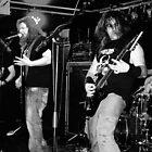 "sinocence "" rocking da house"" Whelans 09' by Finbarr Reilly"