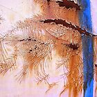 Crackled Feathered Rust  by clizzio