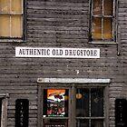 Old Drugstore- St. Augustine, FL by KellyEverill