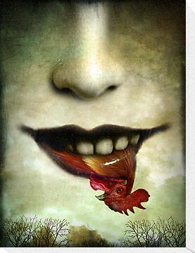 Happy meal by Catrin Welz-Stein