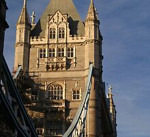 tower bridge by Bimal Tailor