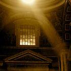 St. Peter's, Rome by ginapassarelli