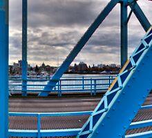 The Blue Bridge by Jamie Lamb