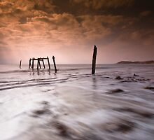 The golden arches by Alistair Wilson